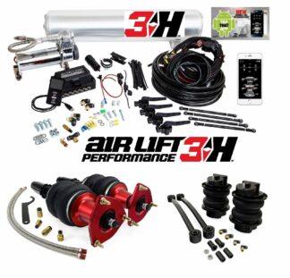 Audi A4 A5 RS B9 Air Lift Performance Kit + 3H Management 53mm Strut NO Rears