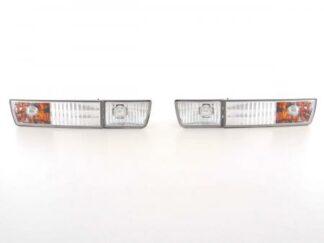 VW Golf MK3 GTI VR6 TDI Vento Front Indicators Set Left + Right OS/NS pic1