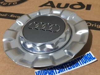 Audi A6 A8 RS TT BBS Wheel Center Cap Metal Alloy Genuine Original OEM Audi Part 4D0601165K Z17