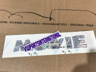 VW Golf MK3 Movie Special Edition Decal Sticker Inscription Emblem New Genuine NOS OEM VW Part