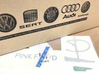 VW Golf MK3 Pink Floyd os/right Special Edition Decal Sticker Inscription Emblem New Genuine NOS OEM VW Part