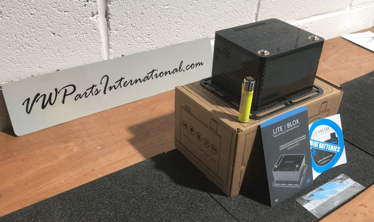LiteBlox PErformance Motorspot Specification Battery with Sophisticated Technology