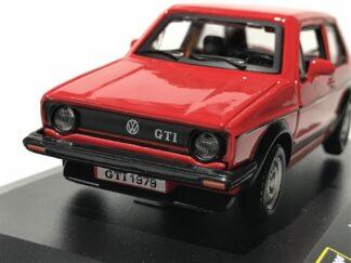 VW Golf MK1 GTI 1:32 Scale Model Car Toy Collectors Item Birthday Gift
