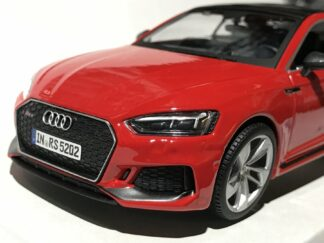 Audi RS5 Coupe 2019 1:24 Scale Model Car Toy Big Boys Toys Xmas Birthday Gift