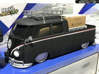 Volkswagen VW Splitty Type 2 Pick Up 1:16 RC Radio Controlled Model Car Toy Big Boys Toys Xmas Birthday Gift