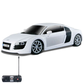 Audi R8 V10 1:24 RC Radio Controlled Model Car Toy Big Boys Toys Xmas Birthday Gift
