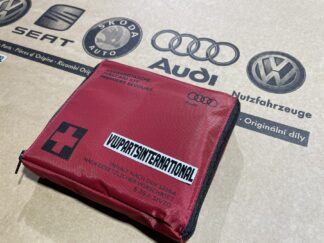 Audi RS3 RS4 RS5 RS6 TT R8 First Aid Kit Premium Medical Pack Genuine New OEM Audi Part