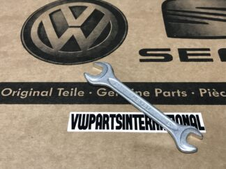 Genuine OEM Spanner Wrench 10x13mm Tool VW Audi Seat Skoda MK2 MK3 MK4 G60 VR6 R32