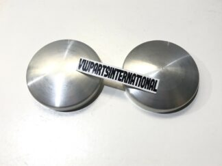 VW Golf MK3 GTI TDI VR6 Vento Aluminium Front Strut Turret Caps Covers Custom Made 53 Fab Parts