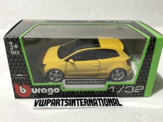 Volkswagen VW Polo MK5 GTI 1:32 Scale Model Car Toy Childs Kids Enthusiasts Collectors Item Gift