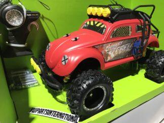 Volkswagen VW Beetle 1:10 RC Desert Rebels Radio Controlled Model Car Toy