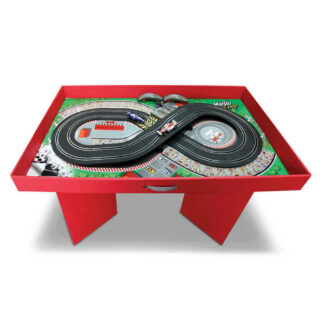 RC My 1st Car Slot Set First Radio Controlled Track and Cars F1 Inspired and Like Scalextric