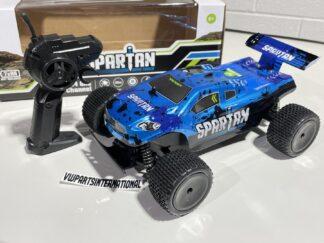 Venom RC Spartan Rush Truck Racing Indoor Outdoor 1:18 Radio Controlled Fun Gift