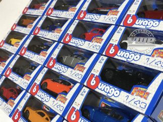 Bburago Street Fire 1:43 Scale Model Car Toy Childs Kids Enthusiasts Collectors Item Gift 'Chosen At Random'