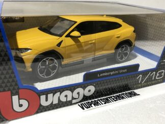 Lamborghini Urus Cat D/Accident damaged :) 1:18 Scale Model Car Toy Childs Kids Enthusiasts Collectors Item Gift
