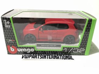 Volkswagen VW Golf MK5 GTI 1:32 Scale Model Car Toy Childs Kids Enthusiasts Collectors Item Gift