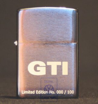 VW Golf MK4 GTI Original Zippo Lighter Metal Gifts Classic Parts Genuine Accessory