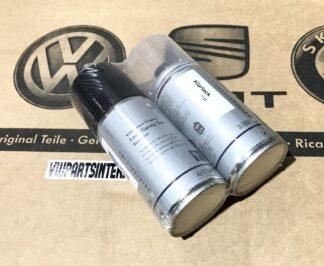 Deep Black Pearl LC9X Spray Paint Genuine VW Audi Seat Skoda Spray Paint New OEM Part
