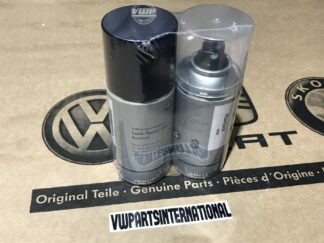 Mystic Blue LC5L Spray Paint Genuine VW Audi Seat Skoda Spray Paint New OEM Part