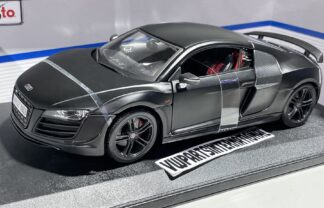 Audi R8 GT 1:18 Scale Model Car Toy Dads Childs Kids Gift