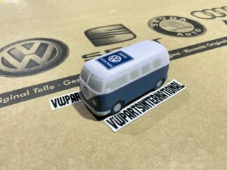 VW Bus Splitty Camper Campervan Blue Stress Ball Reliever Squishy Destress Toy Gift