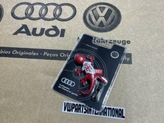 Audi RS3 RS4 RS5 RS6 TT R8 Gecko Aroma Dispenser Aromatic Woody Union Jack GB Air Freshener Genuine New OEM Audi Votex Part
