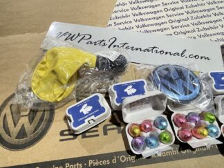 6 Chocolate Mini Easter Eggs Gift for our OEM NLA NOS Parts Fans & Enthusiasts Happy Easter