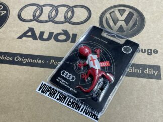 Audi RS3 RS4 RS5 RS6 TT R8 Gecko Aroma Dispenser Aromatic Woody St George England Air Freshener Genuine New OEM Audi Votex Part