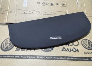 Audi TT MK2 3.2 TTS RS Parcel Shelf with Support knobs Genuine OEM Part