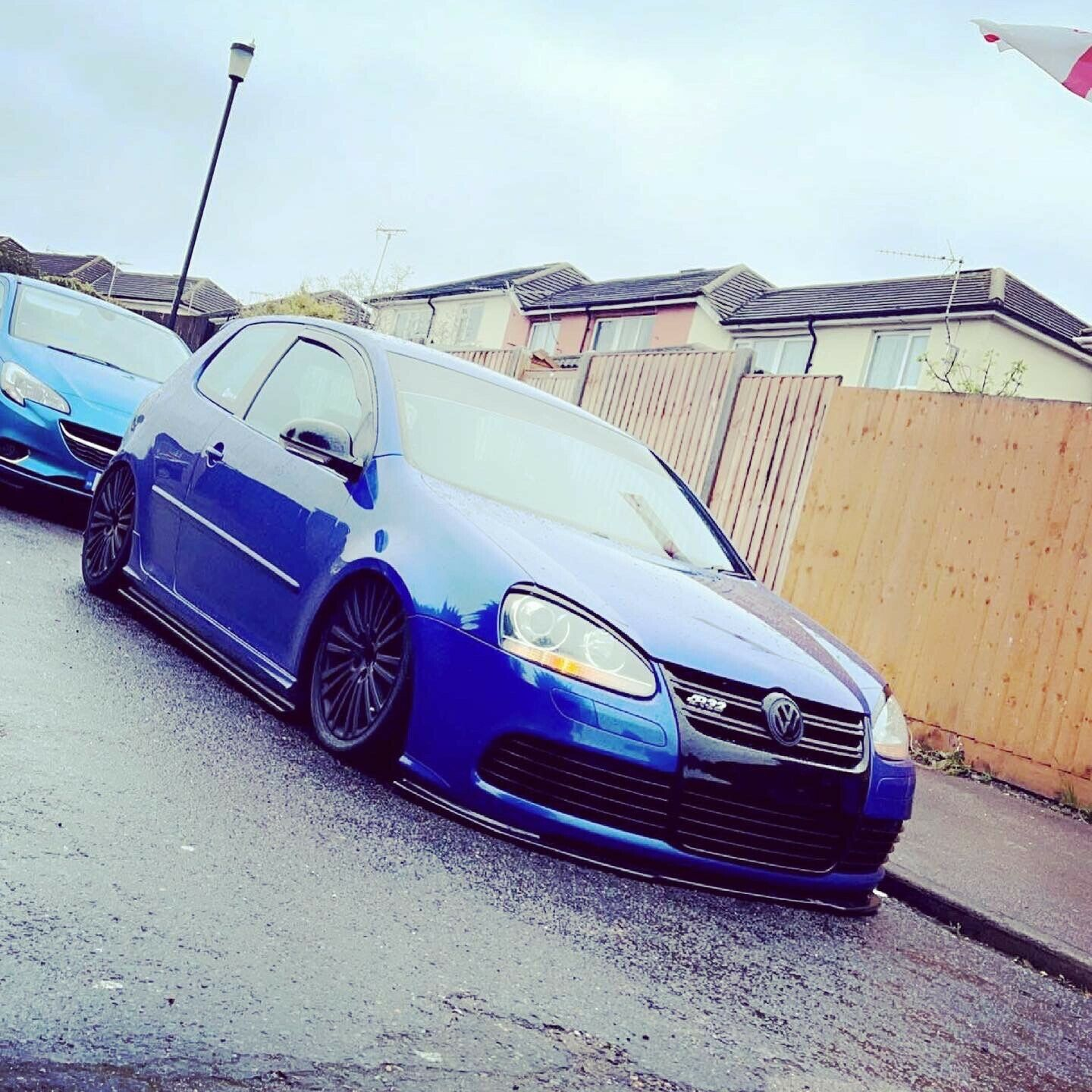 brad_r32 Golf MK5 with Air Lift Performance 3H installed