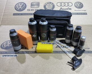 Audi RS3 RS4 RS5 RS6 TT R8 Detailing Valeting Wash Kit Gift Bag Genuine New OEM Audi Votex Part