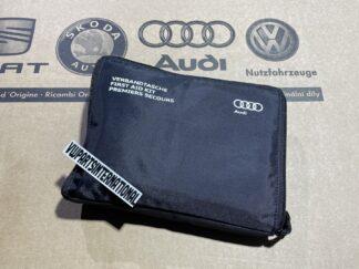 Audi RS3 RS4 RS5 RS6 TT R8 First Aid Kit Medical Pack Premium Genuine New OEM Audi Part