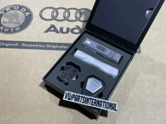 Audi RS3 RS4 RS5 RS6 TT R8 Display Cleaner & Interior Oriental Fragrance Set Genuine New OEM Audi Votex Part Gift