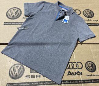 Volkswagen Golf Polo Shirt Mens New Genuine Votex OEM Clothing Gift VW Golf MK2 MK3 MK4 MK5 MK6 MK7 GTI R R32 VR6