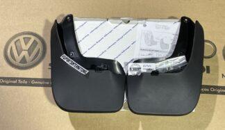 VW Scirocco MK3 Rear Mud Flaps Rain Splash Guards New Genuine OEM VW Votex Accessories