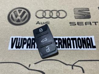 VW Golf MK5 MK6 MK7 R GTI Scirocco MK3 New Key Fob Buttons Genuine New OEM VW Part
