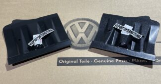 VW Golf MK3 VR6 GTI TDI Vento Left & Right Rear Jack Support Reinforcement Panels Repair Genuine New OEM NOS VW Parts