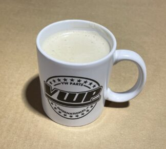 VWPI Drinking Mug Cup Ideal Gift For Our OEM & Performance Parts Fans & Customers