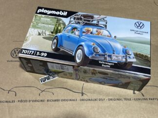 Volkswagen Beetle Playmobil Model 52pcs set VW Car Toy Childs Kids Dads Enthusiasts Collectors Item Gift