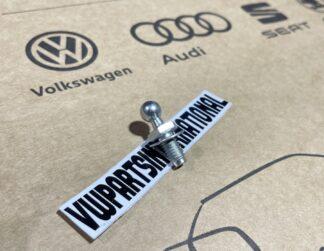 VW Audi Tailgate Boot Gas Strut Ball Pin Fixing Genuine New OEM Part