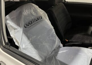 Quantum Seat Cover In Service Item for your VW Audi Seat Skoda With OEM Parts Only