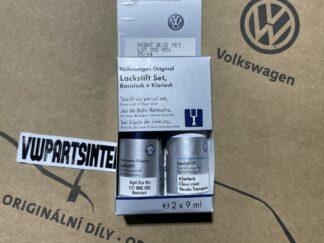 Night Blue LH5X Genuine Volkswagen VW Touch Up Paint Scratch Stone Chip Repair