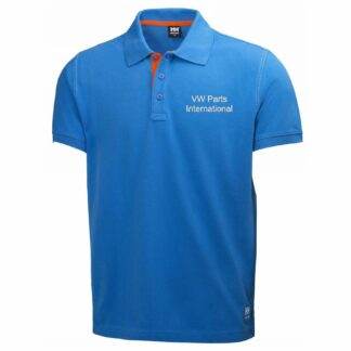 VWPI Helly Hansen Oxford Polo Shirt Ideal Gift For Our OEM & Performance Parts Fans & Customers