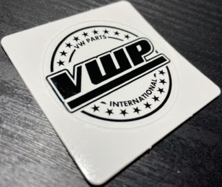 VWPI Sticker Ideal Gift For Our OEM Performance Parts Fans & Customers