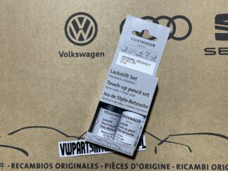 Meteor Grey LZ7H Genuine Volkswagen VW Audi Seat Skoda Touch Up Paint Scratch Stone Chip Repair