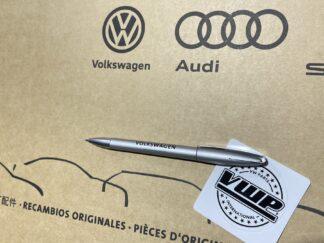 Volkswagen Writing Pen New Genuine OEM Zubehor Gift VW Golf Polo Lupo Passat Scirocco Transporter Vento Bora Caddy Amarok T-cross Camper